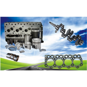 ENGINE CYLINDER BLOCK CRANKSHAFT