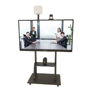 E-commerce Product Line:Video Conference System With Auto Tracking Camera And Delegate Microphone