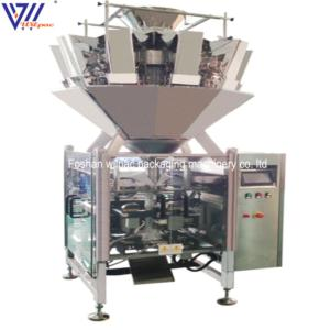 Economic weighing and packing 2 in 1 machine
