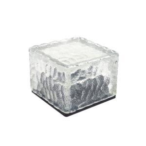 LED SOLAR ICE BRICK LIGHT