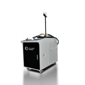 HEWS-1000W handheld laser welding machine