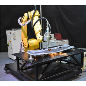 HESF Three-Dimensional Fiber Laser Cutting Machine