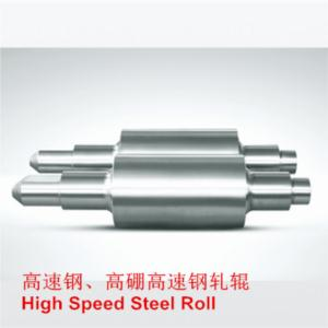 High Speed Steel Roll