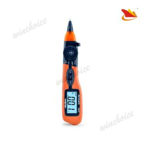 Pen-type multimeter with NCV decetor