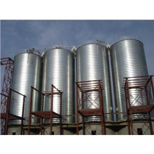Spiral Seaming Type Steel Silo Construction