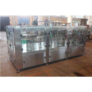 fruit juice filling machine