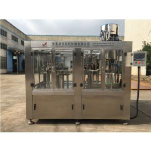 carbonated drink fillling machine