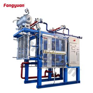 Fangyuan automatic eps expandable polystyrene styrofoam box making  machine with vacuum