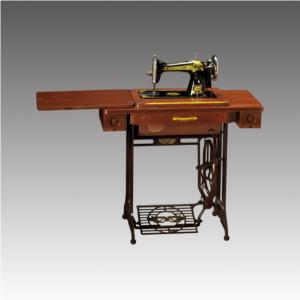 TRADITIONAL DOMESTIC SEWING MACHINE