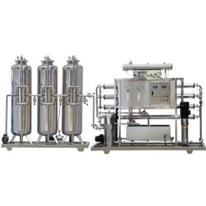 PURE WATER REVERSE OSMOSIS PRODUCTION LINE