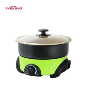 Multi function hot pot