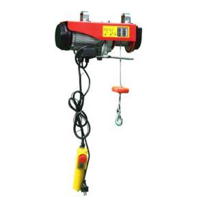 electric hoist 800kgs with up and down limit device