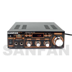 wireless Bluetooth Audio Amplifier FM USB SD