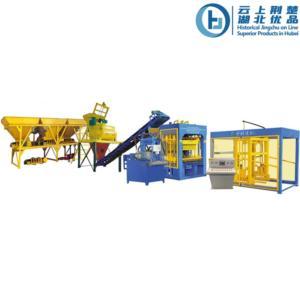 ZCJK QTY12-15 fully automatic hydraulic block making machine