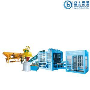 QTY9-18 fully automatic block making machine