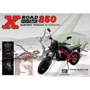 X-ROAD250
