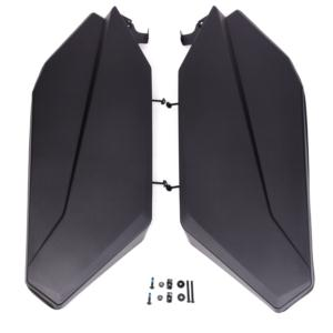 Rear Lower Door Panels Inserts for Can Am Maverick X3 MAX