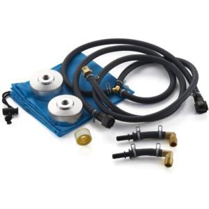 Extend Run Generator Dual Fuel System