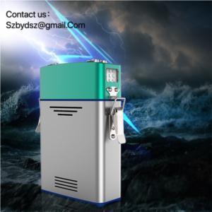salt water dynamo emergency lights (rechargeable)
