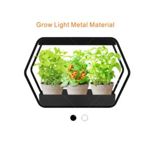 MG-Frame-M06B grow light   Metal material  simple honeycomb design  grow light furniture light   indoor using  widely usage