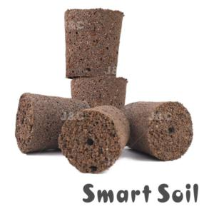 J&C Smart Soil  substrate with nutrients  fertilizer  organic mix  substrate fixes root and gives breathing space to root  clean  lazy mode