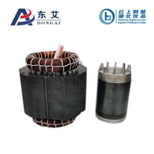 Motor for NCT refrigerator compressor