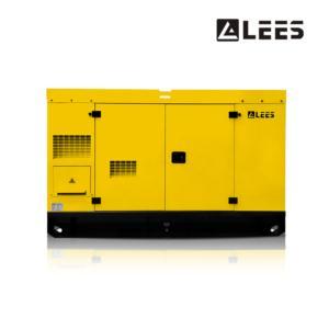 Super silent diesel generator set