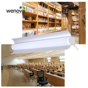 LED Educational Al Tube With Fixture