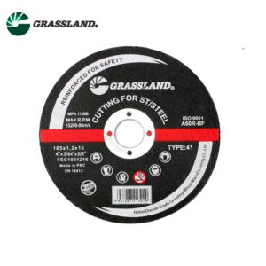 T41-105X1.2X16 cutting disc for stainless steel 4inch
