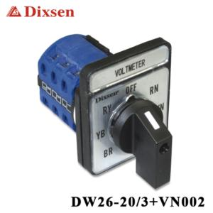 30A 20A Changeover Switch 3 Position Rotary Switch