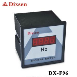 96 Single-Phase Digital Frequency Panel Meter Indicator 50hz