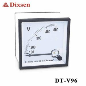 96 Two-Wire AC Voltage Meter Panel Voltmeter