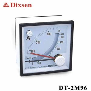 Accuracy Class 3.0 Analog Panel Meter Ammeter Function