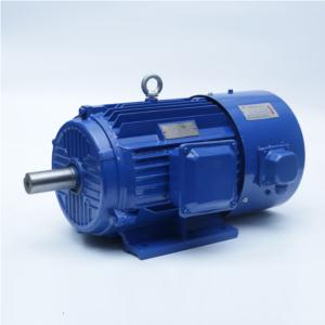 YVP/YVF2-Series Three Phase Frequency Controlled Electric Motor