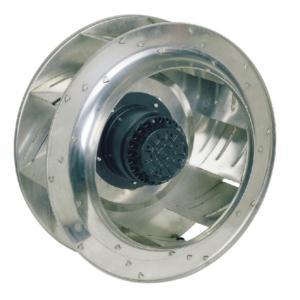 Backforward Single Inlet Centrifugal fan