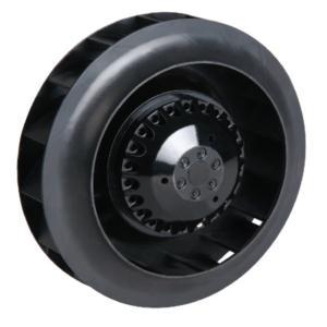 Backward Single Inlet Centrifugal fan