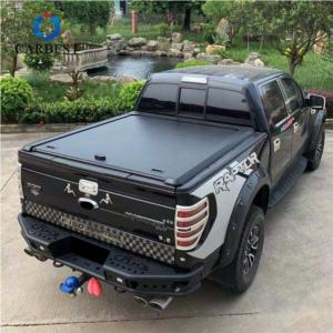 Multifunction retractable tonneau cover