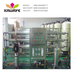 DOUBLE STAGE REVERSE OSMOSIS