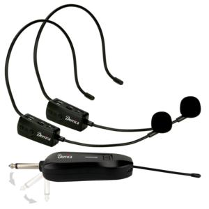 UHF Wireless Headset Microphone