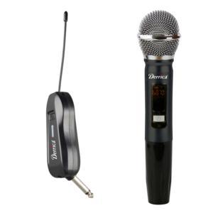 UH-018 Universal UHF Wireless Handheld Microphone
