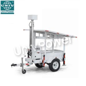 SOLAR CCTV TRAILER 600