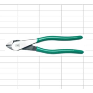 8.5 Inch L type heavy duty side cutting pliers industrial