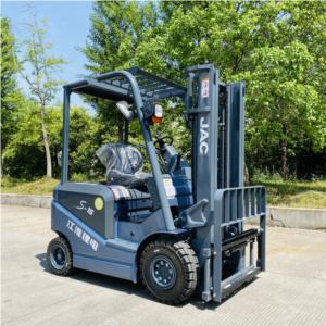 1.5-1.8T S Series Counterbalanced Lithium Battery Forklift