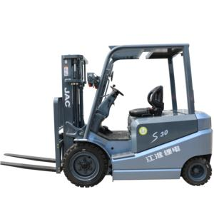 3-3.5T S Series Counterbalanced Lithium Battery Forklift
