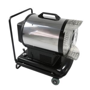 Diesel fired infrared heater