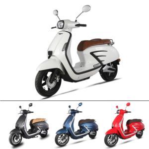 E-Veracruz Zhongneng Moden classical electric scooter