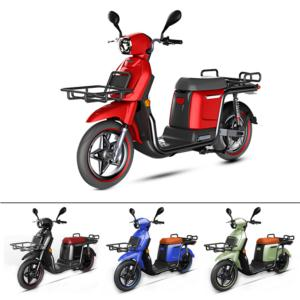 H7 -Zhongneng Moden electric food delivery scooter
