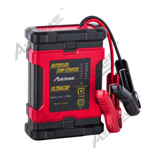 900A  Battery-less Jump Starter And Power Bank