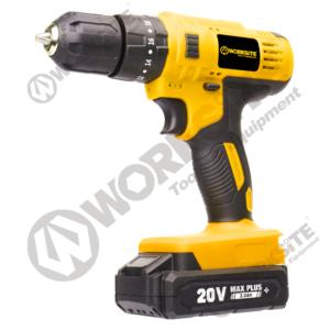 20V Cordless Hammer Drill 2 speed