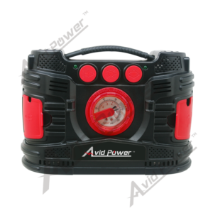 Dual Power?AC/DC Portable Inflator  CAP366